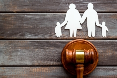Family on the beach - Family Law Massachusetts